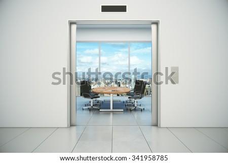 Open Office Doors