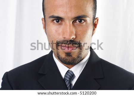 Confident Businessman - stock photo