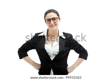 Exuding exuding confidence stock photos, royalty-free images & vectors