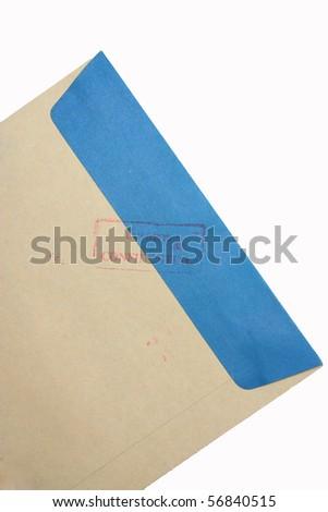 Confidential document 1 - stock photo