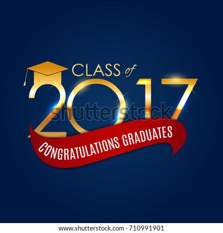 Congratulations graduation background