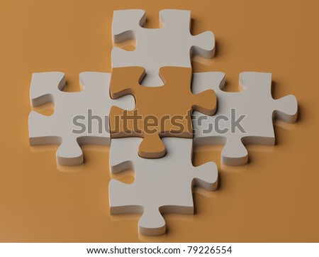 connecting - stock photo
