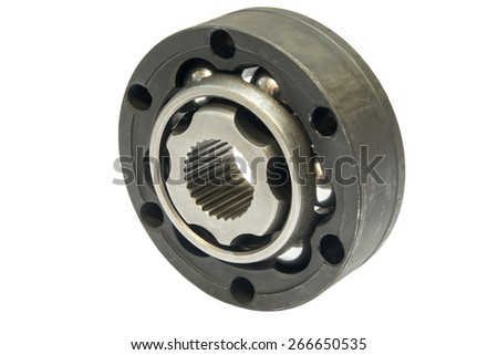 Constant velocity joints - stock photo