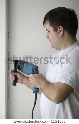construction - stock photo