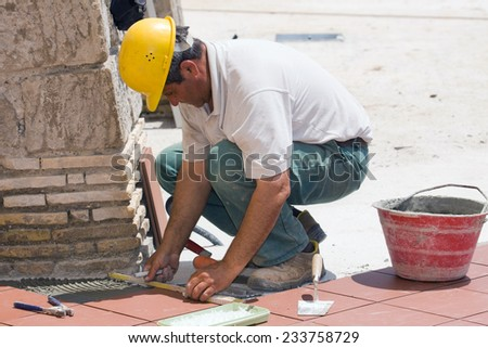 construction - stock photo