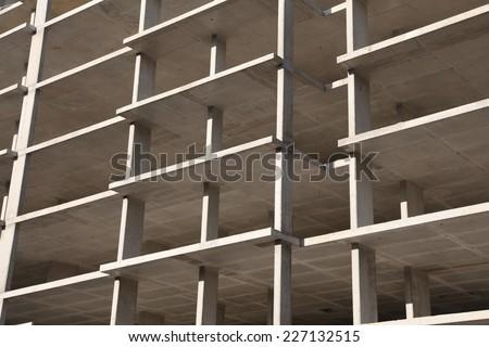 Construction industry - stock photo