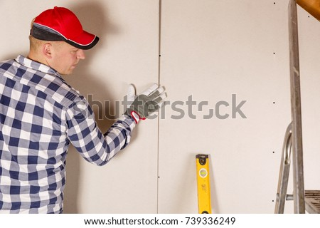 Drywall Stock Images Royalty Free Images Amp Vectors