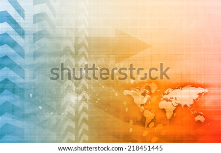Consulting Services with World Knowledge as Art - stock photo