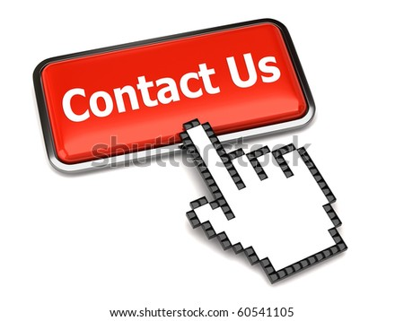 Contact Us button and hand cursor
