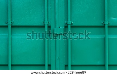 container background - stock photo