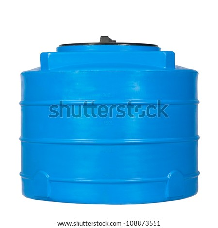container of 250 litres. Used for accumulation, storage and transportation of not only technical or drinking water, but also a variety of dry and liquid food products, as well as oils and chemicals.