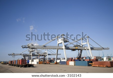 container terminal 1