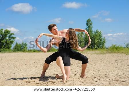 Nude couple ballet Nude Photos 36
