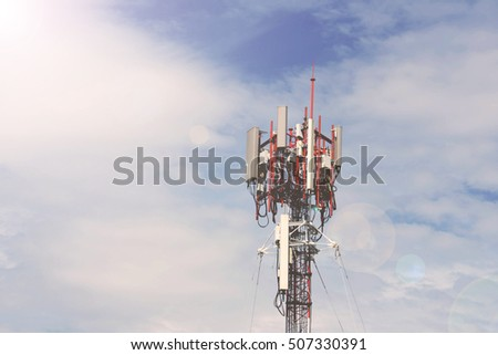 contract mobile towers