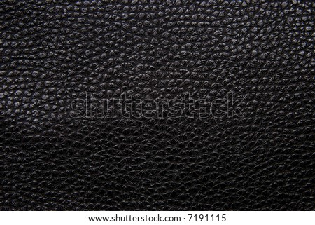 Contrasting leather background. Close-Up foto.