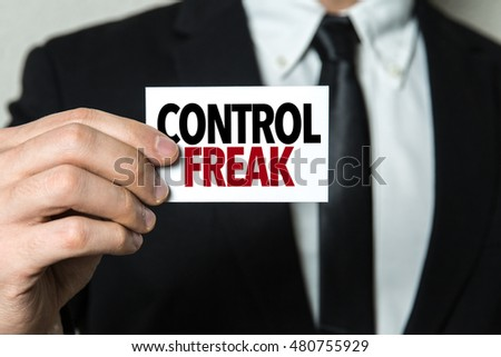 dating a female control freak Characteristics of psychopaths aggression, and verbal abuse inadequate control of these traits are very handy to know when dating and if you see more.
