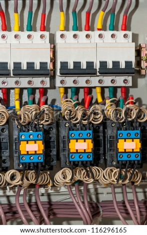 Electrical Box Wiring Stock Photos, Royalty-Free Images & Vectors ...