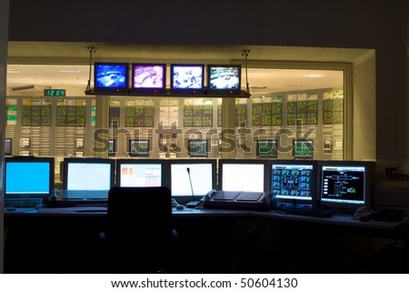 Astonishing Control Room Stock Images Royalty Free Images Vectors Largest Home Design Picture Inspirations Pitcheantrous