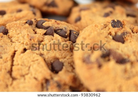 Cookies - shallow DOF