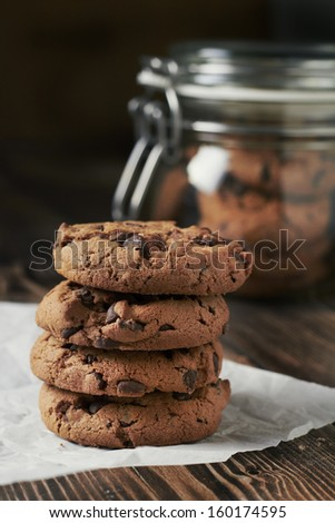 Cookies with a cookie jar