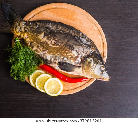 Cooking delicious fish