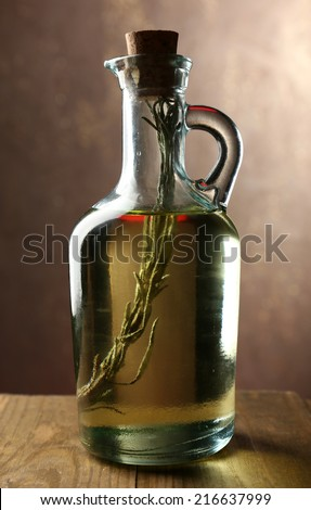 Cooking oil, close-up