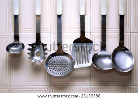 Cookware - stock photo