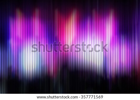 Cool color blurred abstract background with lines