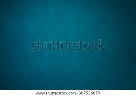Cool grunge background of an old blue stone surface