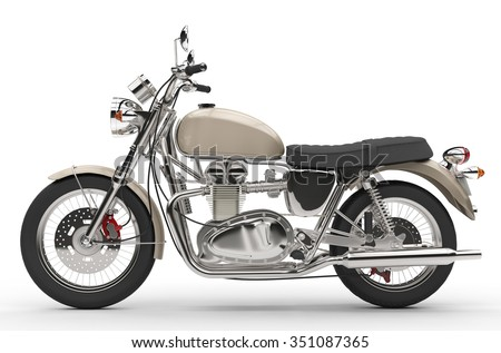 Cool Old Bike