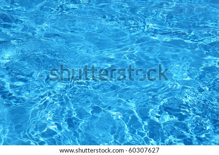 Cool Refreshing Water - stock photo