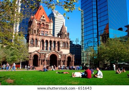 stock-photo-copley-square-boston-651643.