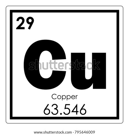Periodic table elements potassium stock vector 379268299 copper chemical element periodic table science symbol urtaz Image collections