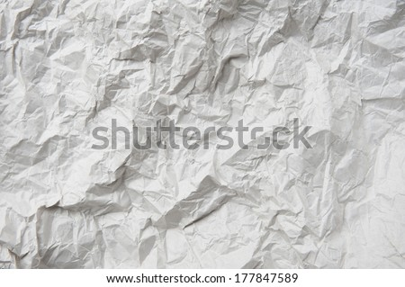 copy rough art parchment space wrinkle card cardboard letter aged crumple garbage folded fabric retro ancient  - stock photo