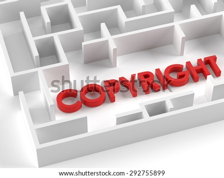 Copyright Maze Concepts - stock photo