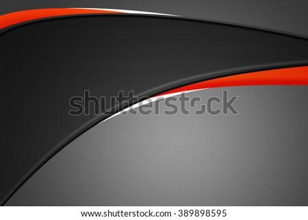 Copyspace Dark Background - stock photo