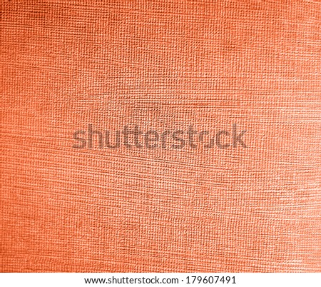 Coral color textured background