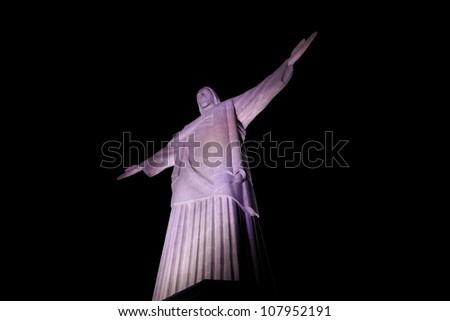 Corcovado, Rio de Janeiro - stock photo