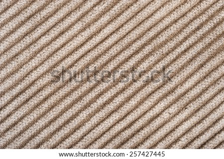 Corduroy background - stock photo