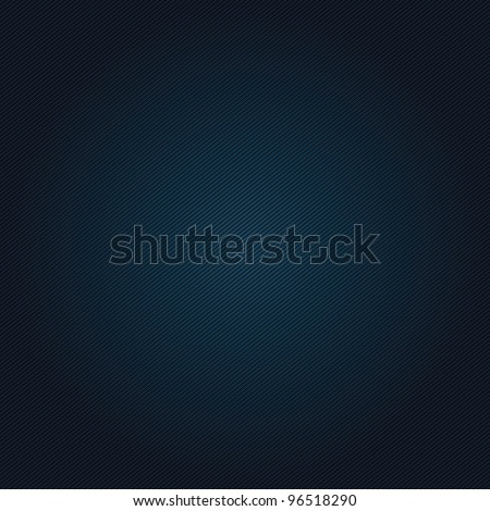 Corduroy blue background - stock photo