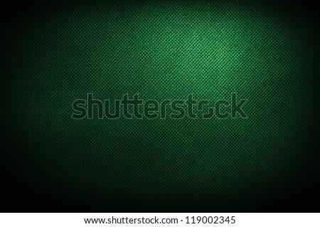 corduroy polipropylen green background - stock photo