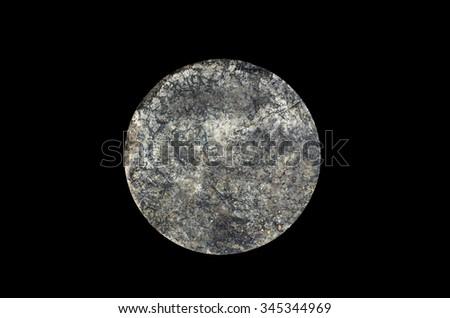 Core mineral Quartzite - stock photo