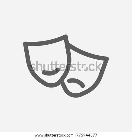 Core Values Culture Icon Line Symbol Stock Illustration 775944577