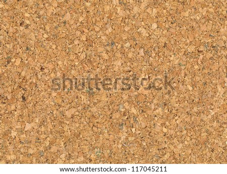 cork board background texture - stock photo