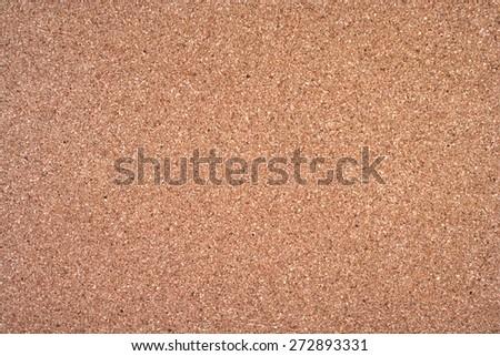Cork board - close up - stock photo