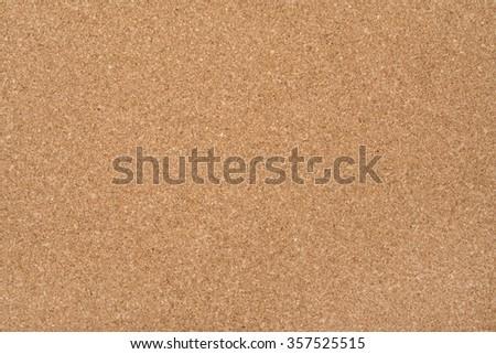Cork board/Cork board - stock photo