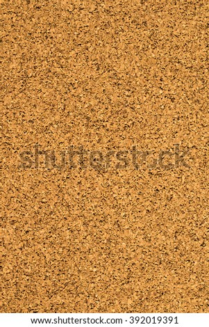 cork board texture - stock photo