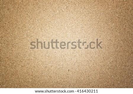 Cork board texture background. - stock photo