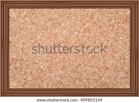 cork bulletin board in a wooden frame, isolated. Cork board. Cork board. Cork board. Cork board. Cork board. Cork board. Cork board. Cork board. Cork board. Cork board. Cork board. Cork board.  - stock photo