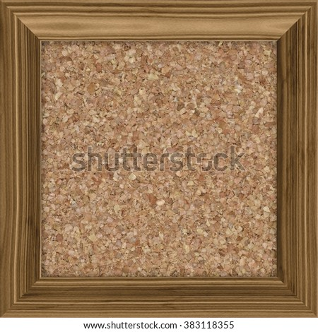 cork bulletin board in a wooden frame, isolated. cork bulletin. cork bulletin. cork bulletin. cork bulletin. cork bulletin. cork bulletin. cork bulletin. cork bulletin. cork bulletin. cork bulletin - stock photo